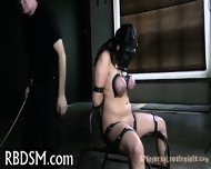 Bounded Slave Needs Pleasuring - scene 9