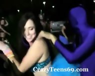 Teen Girl Sucks And Fucks At A Rave - scene 12