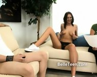 Teen Girls Experiment With Sex Toys - scene 8