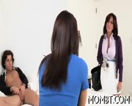 Invigorating Threesome Fornication - scene 1