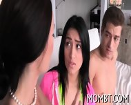 Arousing And Lewd Threesome - scene 2