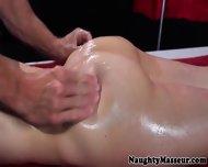 Massage Loving Bimbo In Close Up - scene 5