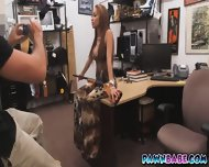 Pawnman S Pistol Deep Into Pornstars Wet Pussy - scene 3