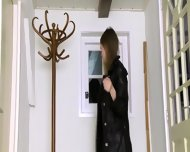 Gagging Witch In High Black Boots - scene 5