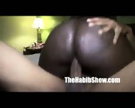 Ferrari Blaque Choclate Big Booty Freak Fucks Bbc - scene 6