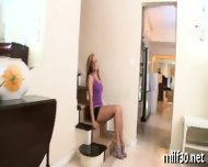 Hot Milf Showing Her Skills - scene 1