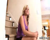 Hot Milf Showing Her Skills - scene 2