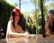 Tattooed Naked Lesbos - scene 9