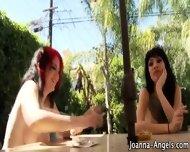 Tattooed Naked Lesbos - scene 10