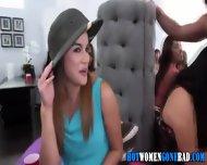Amateur Ebony Babe Sucks - scene 4
