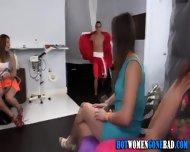 Amateur Ebony Babe Sucks - scene 6