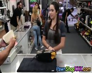 Real Ho Flashes Big Tits - scene 2