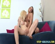 Lezbo Teen Licks Step Sis - scene 6