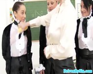 Glam Teacher Loves Wam Lesbian Fourway