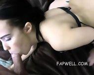 Megan Rain Blowjob And Tight Pussy Fuck - scene 11
