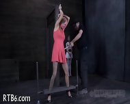 Sweet Torment For Lusty Babe - scene 7