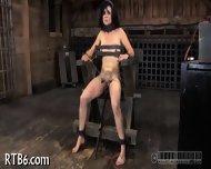 Tied Up Babe Waits Lustily - scene 2