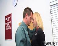 Teacher Drills Schoolgirl - scene 6