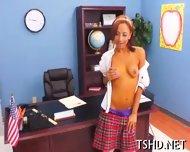 Pretty Schoolgirl Fucked - scene 7