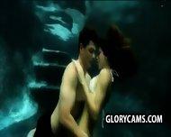 Aquatic Sex With Adultwebcams G L O R Y C A M S .com - scene 2