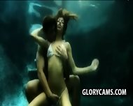 Aquatic Sex With Adultwebcams G L O R Y C A M S .com - scene 3