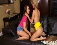 Busty Teen Fucks With Mature Dick - scene 11