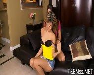 Busty Teen Fucks With Mature Dick - scene 6