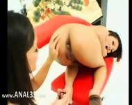 Anal Hookers Playing With Huge Balls - scene 7