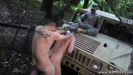 Nude black marines A wild teaching day completes with crazy sex