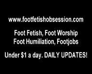 Worship Me And My Friend Roxie S Sexy Feet - scene 4