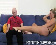 Worship Me And My Friend Roxie S Sexy Feet - scene 5