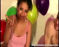Group Of Naked Amateurs Playing Sexy Party Game - scene 8