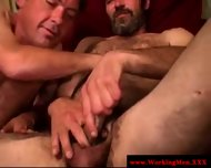 Straight Southern Redneck Facialized - scene 11