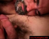 Straight Southern Redneck Facialized - scene 7
