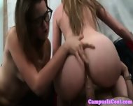 Real College Students Orgy Party Fun - scene 7