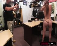 Sexy Crazy Woman Wants To Sell A Firearm For Four Hundred Dollars - scene 6