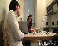 Tasting A Wet Poon Tang - scene 5