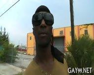 White & Black Gay Story - scene 4