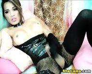Asian Shemale Webcam Tube - scene 7