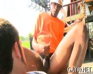Hq Interracial Gay Action - scene 10