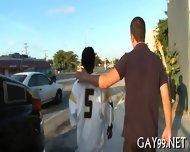 Muscle Black Gay Fucked - scene 12