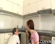 Angel Gets Her Pussy Ravished - scene 4