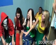 Provocative And Hot Orgy Party - scene 4