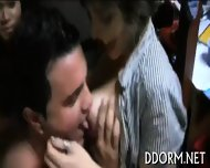 Totally Wild Group Pleasuring - scene 9