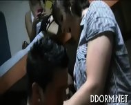 Totally Wild Group Pleasuring - scene 11