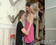 Lusty Blowjob With Horny Stud - scene 4
