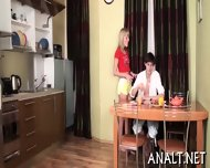 Sizzling Hot Anal Drilling - scene 2