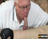 Cameron Is Being Wanked And Sucked By The Master - scene 3