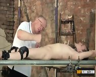 Cameron Is Being Wanked And Sucked By The Master - scene 4