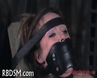 Whipping A Naughty Worthless Babe - scene 3